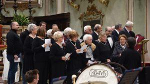 Il Coro dell'UniTre Pontremoli Lunigiana