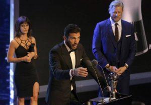 Buffon fifa awards1