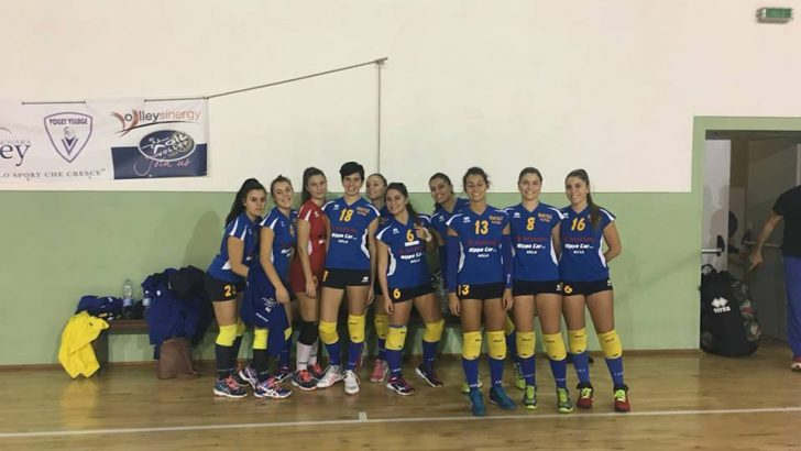 Volley: l'Orsaro Filattiera in testa alla classifica