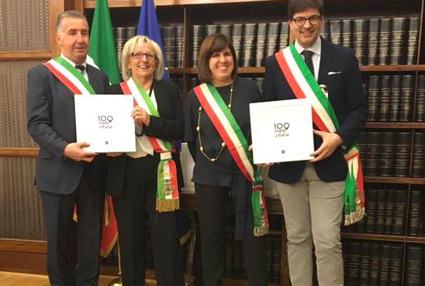 """Filattiera e Fosdinovo tra le """"100 mete d'Italia"""""""
