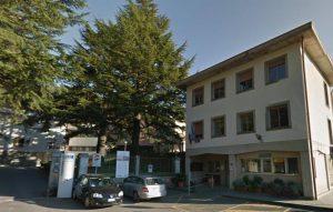L'ospedale di Fivizzano