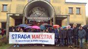 """Mulazzo: """"Strada Maestra"""" marcia solidale in difesa delle scuole lunigianesi"""