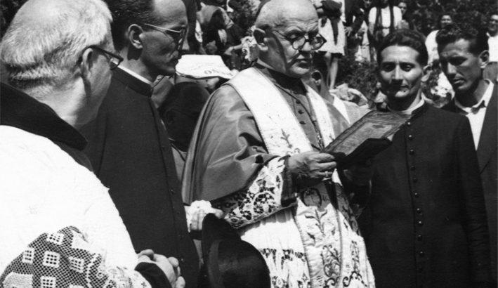 Mons. Sismondo, uno stile pastorale fondato sulla fede e l'amore