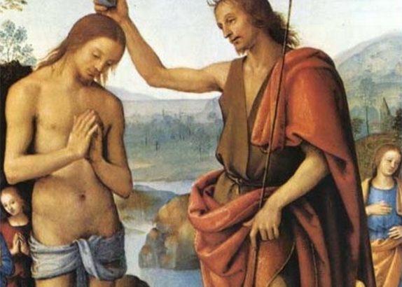 Giovanni il Battista. La mia anima esulta nel mio Dio
