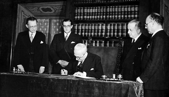 La Costituzione della Repubblica Italiana rende i cittadini sovrani