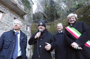 Ferri, Zucchero, Prefetto Ricci, sindaca Baracchini