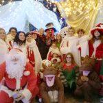 Inaugurazione del Borgo di Babbo Natale
