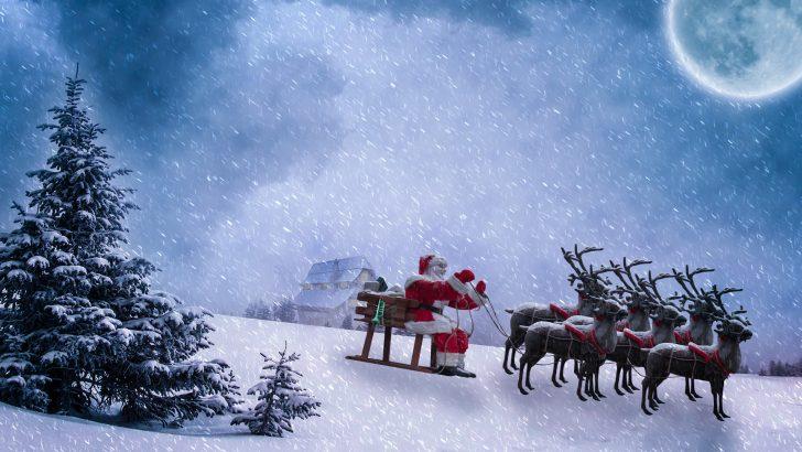 Il Natale è rovinato!