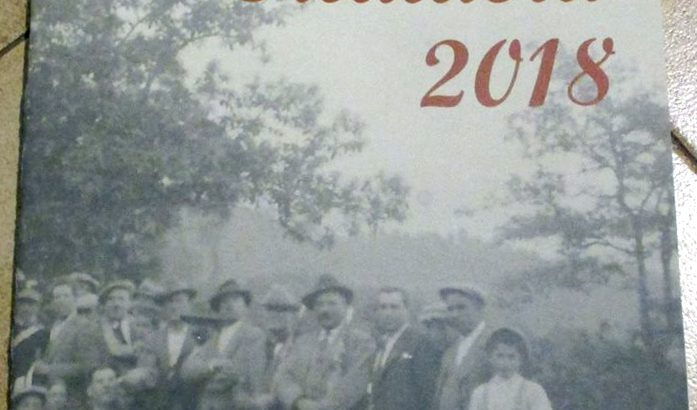 Il nuovo Almanacco di Filattiera 2018