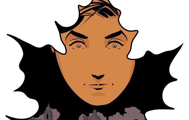 """Il romanzo """"Occhi tra le foglie"""" diventa un racconto a fumetti"""