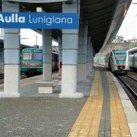 Nuovi atti vandalici alla stazione ferroviaria di Aulla