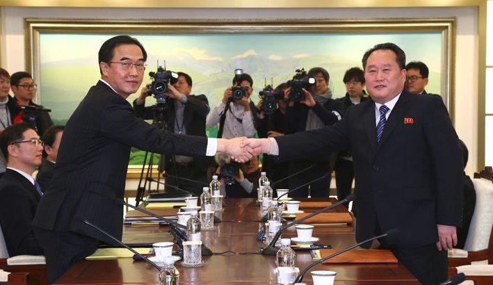 Apre alla speranza il dialogo tra le due Coree