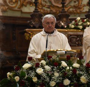 Don Lucio Filippi, il parroco di San Caprasio ha scritto una lettera ai fedeli di Aulla sulla vicenda che coinvolge la comunità religiosa dei Discepoli dell'Annunciazione