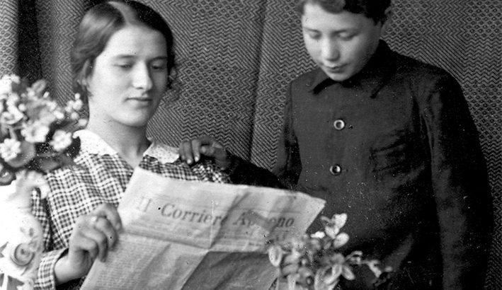 Il chiaro e immediato sostegno al Partito Popolare da parte del Corriere Apuano nel 1919
