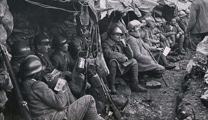 Quei commoventi canti delle trincee nella Grande Guerra