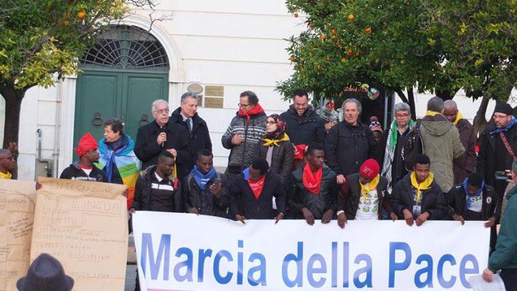Grande partecipazione alla Terza Marcia Interreligiosa della Pace