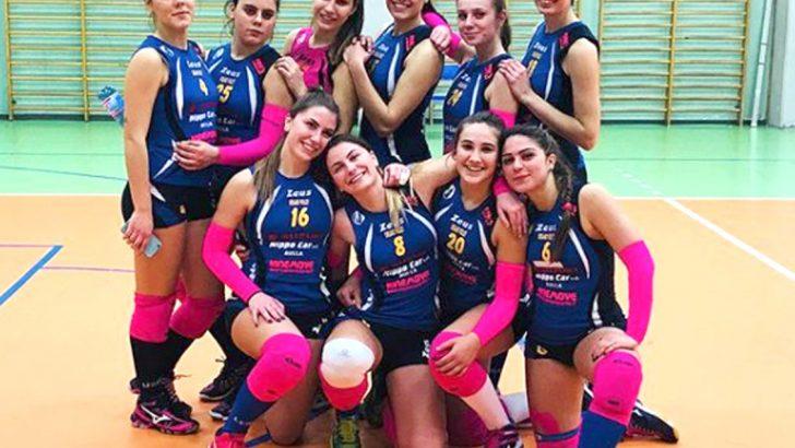 Volley femminile L'Orsaro Filattiera soffre ma vince. Troppo forte la capolista per il Volley Lunigiana