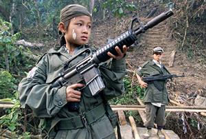 Quercia: incontro in occasione della Giornata internazionale contro l'utilizzo dei bambini soldato
