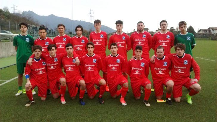 Calcio giovanile: negli Juniores Provinciali c'è il trionfo dell'Atl. Carrara