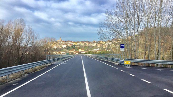 Importanti lavori alla viabilità della Valle del Lucido
