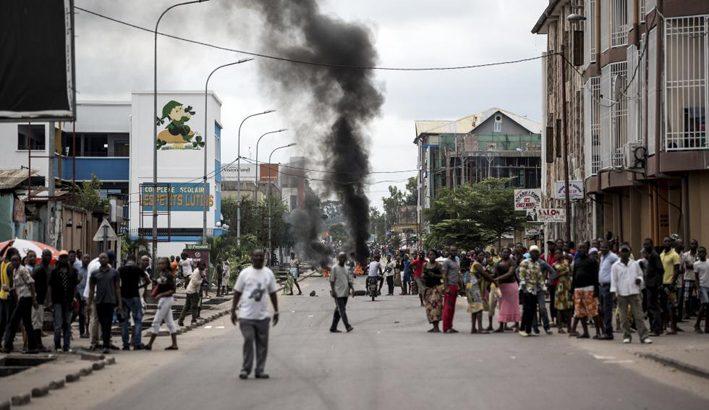 Non ha fine lo  sfruttamento dell'Africa