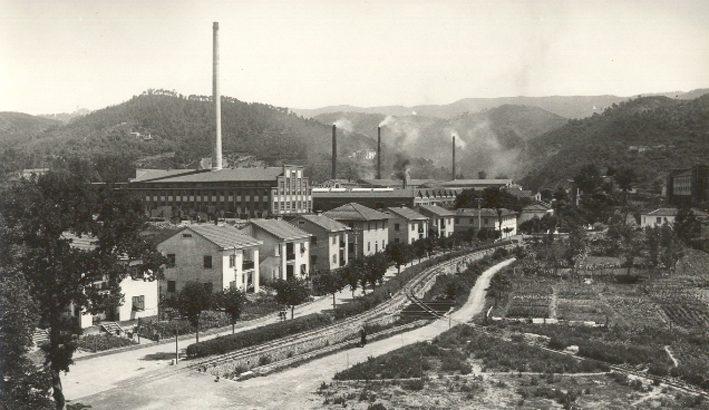 La Ceramica Vaccari, leader del mercato fino agli anni '60