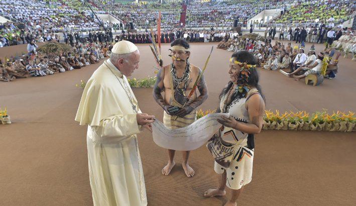 Amazzonia: il sogno di rendere possibile lo sviluppo di una Chiesa indigena