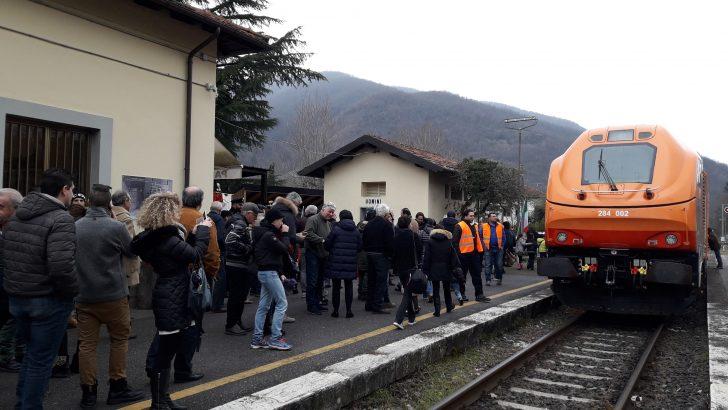 Riprende slancio il trasporto su rotaia sulla linea Lucca-Aulla