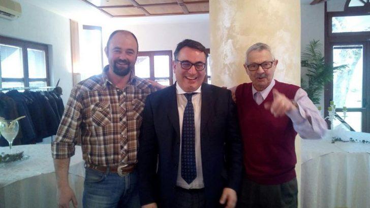 Francesco Fogola nuovo capogruppo degli Alpini