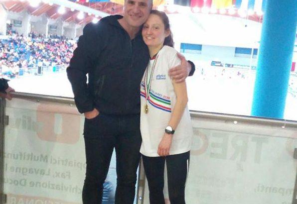 Atletica, per Chiara Ferdani un trionfo in tricolore