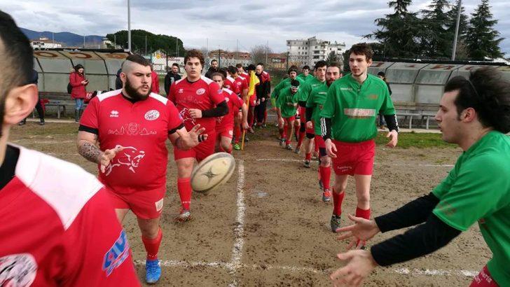 Il Lunigiana Rugby perde a Pistoia ma mette cuore e impegno