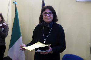 Lucia Bellotti (foto Massimo Pasquali)