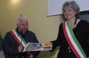 Danilo Bevilacqua, sindaco di Terenzio e assiduo frequentatore degli spettacoli teatrali alla Rosa (foto Massimo Pasquali)