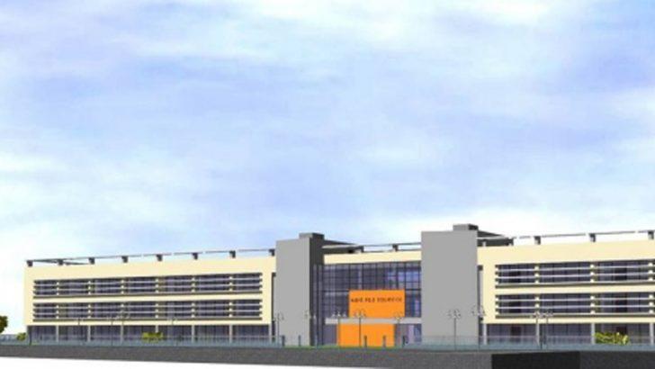 Bagnone: il nuovo edificio dell'Alberghiero vicino al completamento