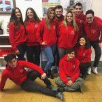 I dieci studenti del Classico Vescovile di Pontremoli che partiranno a New York nell'ambito del progetto di alternanza scuola lavoro