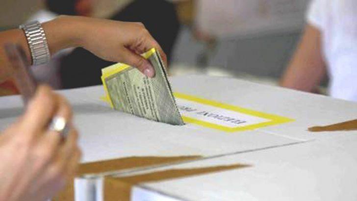 Presentate le liste dei candidati