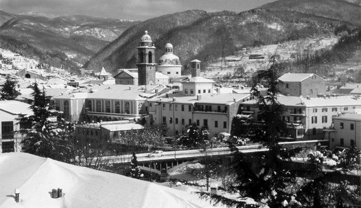È marzo… ma l'inverno con il freddo e la neve reclama spazio