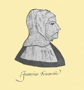 """""""Misser FrancescoPatrarca"""". Ritratto a penna sull'ultima carta di un incunabolo stampato a Milano nel 1494 da Ulderico Scinzenzeler"""