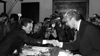 16 marzo 1978: le BR rapiscono Aldo Moro