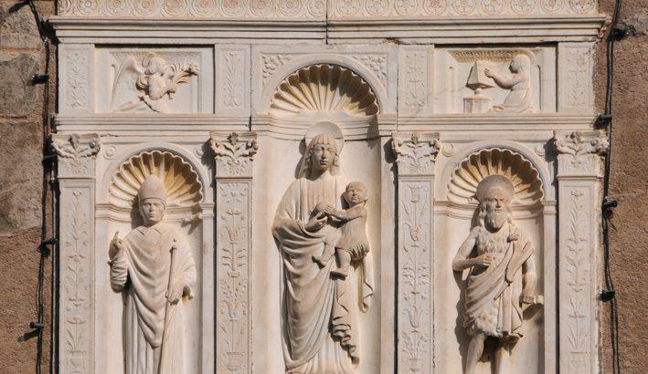 La Pieve di Viano, una testimonianza dell'arte in aree oggi minori