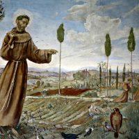 """Franco Cardini, SanFrancesco d'Assisi e la """"dolcezza nello stare con chi vive nel bisogno"""""""