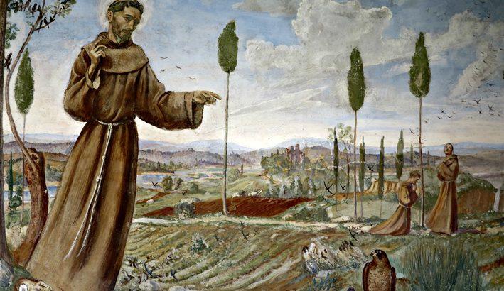 La voce di Francesco lungo i secoli
