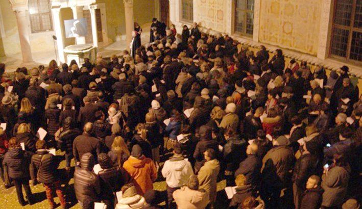 """A Massa il 23 marzo """"Via Crucis"""" al Castello: la musica per meditare la Passione di Gesù"""