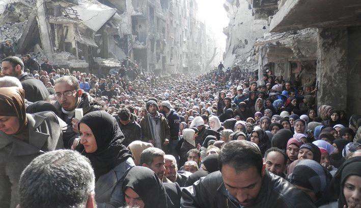 In Siria ancora morte e fuga dopo sette anni di guerra civile