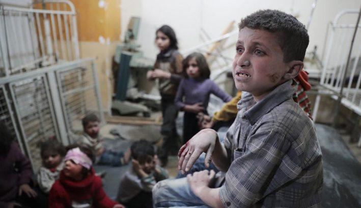 Pace per l'amata e  martoriata Siria