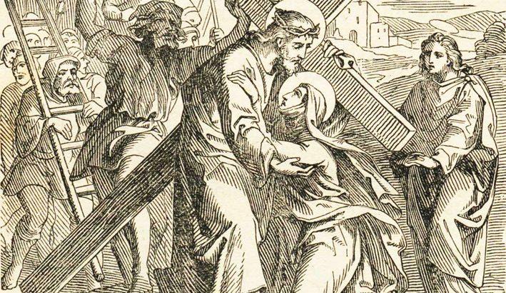 La Passione di Cristo in dialetto
