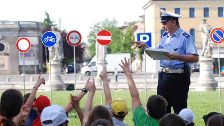 Educazione stradale per aiutare i giovanissimi al rispetto della vita