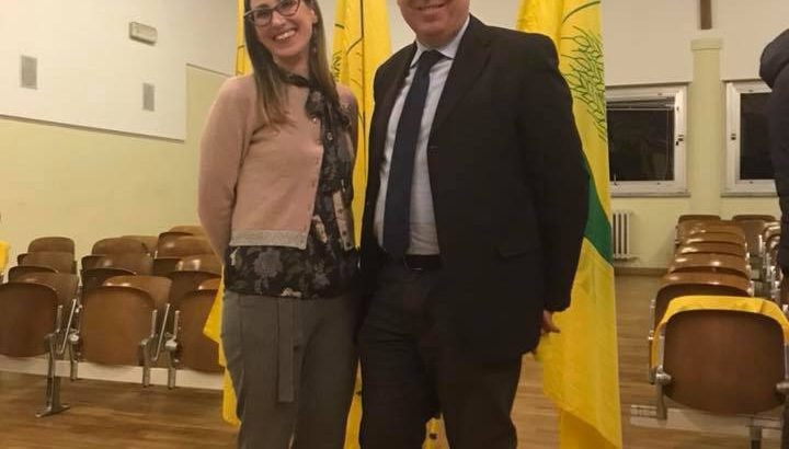 Francesca Ferrari nuova presidente della Coldiretti Provinciale