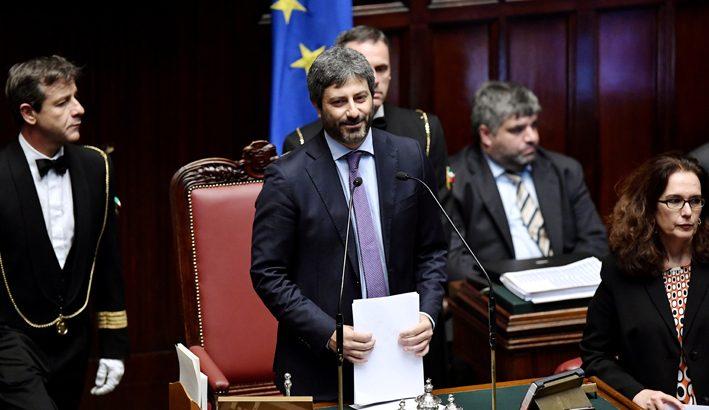 Fatto il Parlamento con Fico presidente della Camera e Alberti Casellati del Senato, ora bisogna fare il Governo
