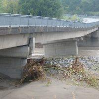 Via ai lavori per il ponte di S. Giustina e la SP n. 31